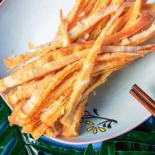 韩味鱿鱼丝400g(原味、香辣味)-美味零食-辰颐物语